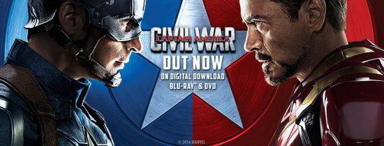 Captain America: Civil War Banner