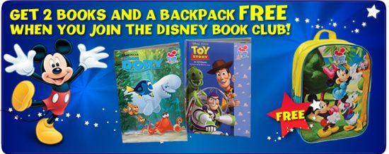 Disney Book Club