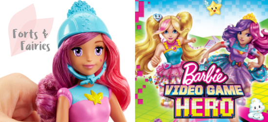 Barbie Video Game Hero Competition