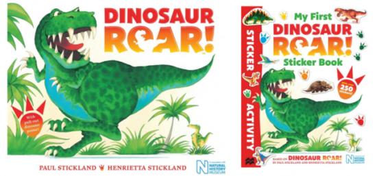 Dinosaur Roar Competition
