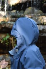 K-Way Kids Ocelot 3-Ply Hoody SoftShell