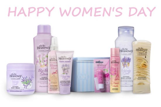 Oh So Heavenly - Womens Day