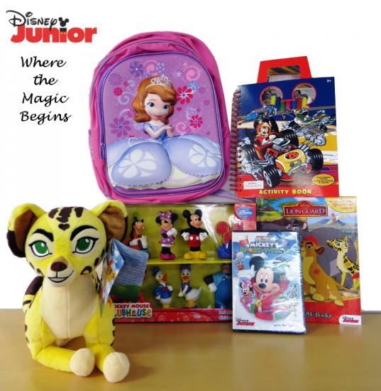 Disney Junior: Where the Magic Begins