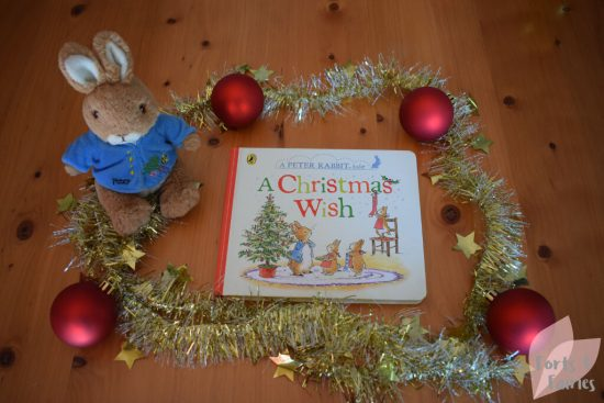 A Christmas Wish.A Peter Rabbit Tale A Christmas Wish Forts And Fairies