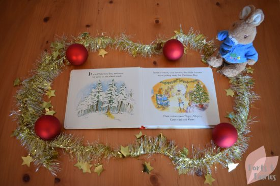 The Christmas Wish.A Peter Rabbit Tale A Christmas Wish Forts And Fairies