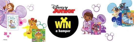 Disney Junior hamper