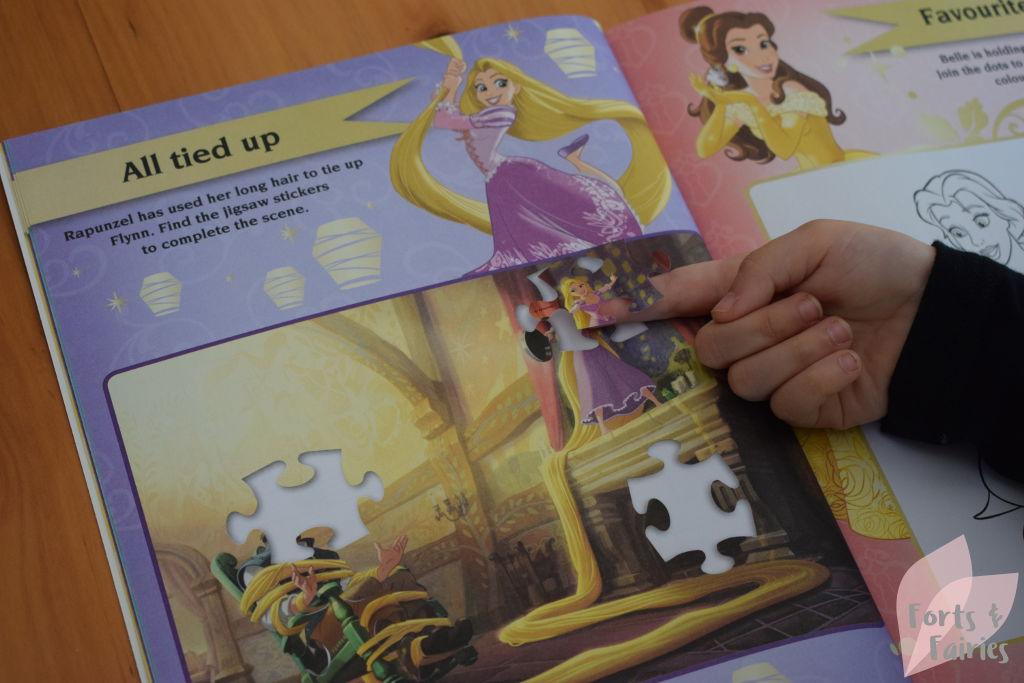 Disney Princess Amazing Activity Case