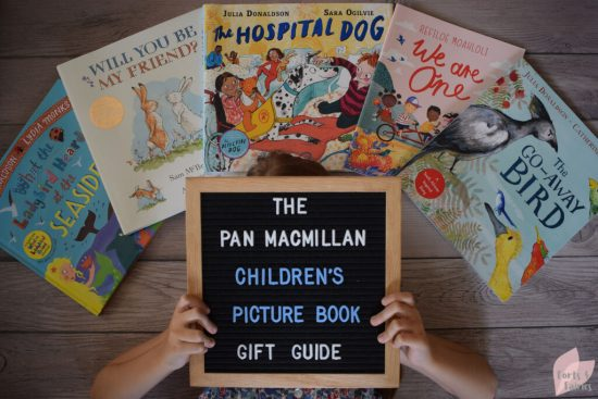 The Pan Macmillan Children's Picture Book Gift Guide