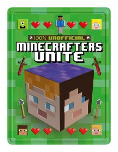 Minecrafters Unite: Tin of Books