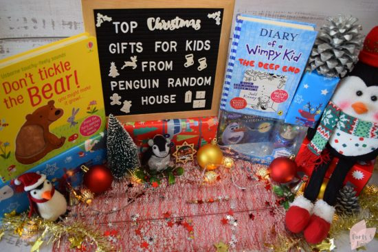 Top Christmas gifts for kids from Penguin Random House