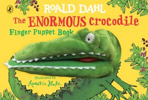 The Enormous Crocodile: Finger Puppet Book