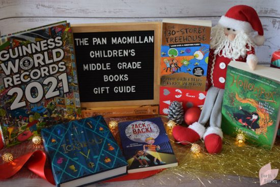 The Pan Macmillan children's middle grade books gift guide