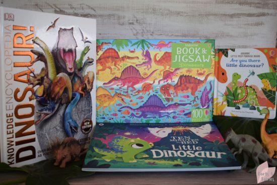 Roarsome new dinosaur books for kids