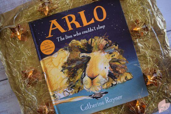 Arlo: The lion who couldn't sleep