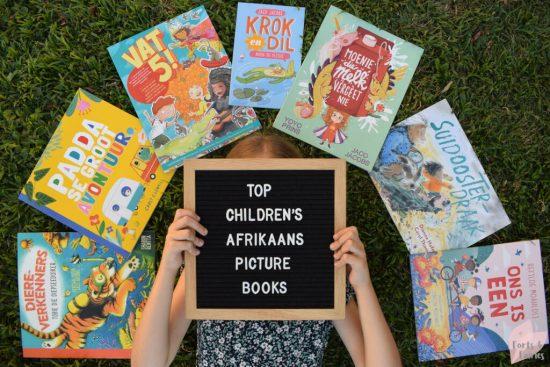 Children's Afrikaans Picture Books