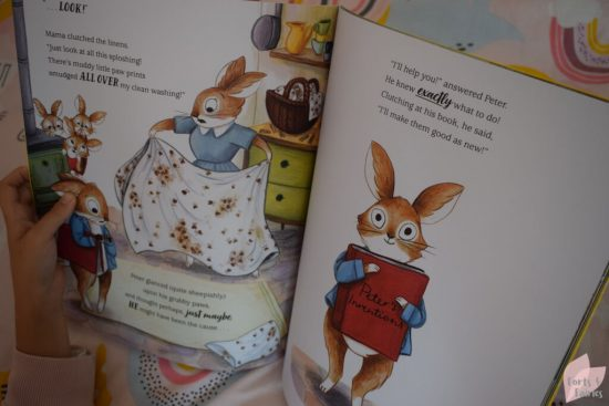 Peter Rabbit: Head Over Tail